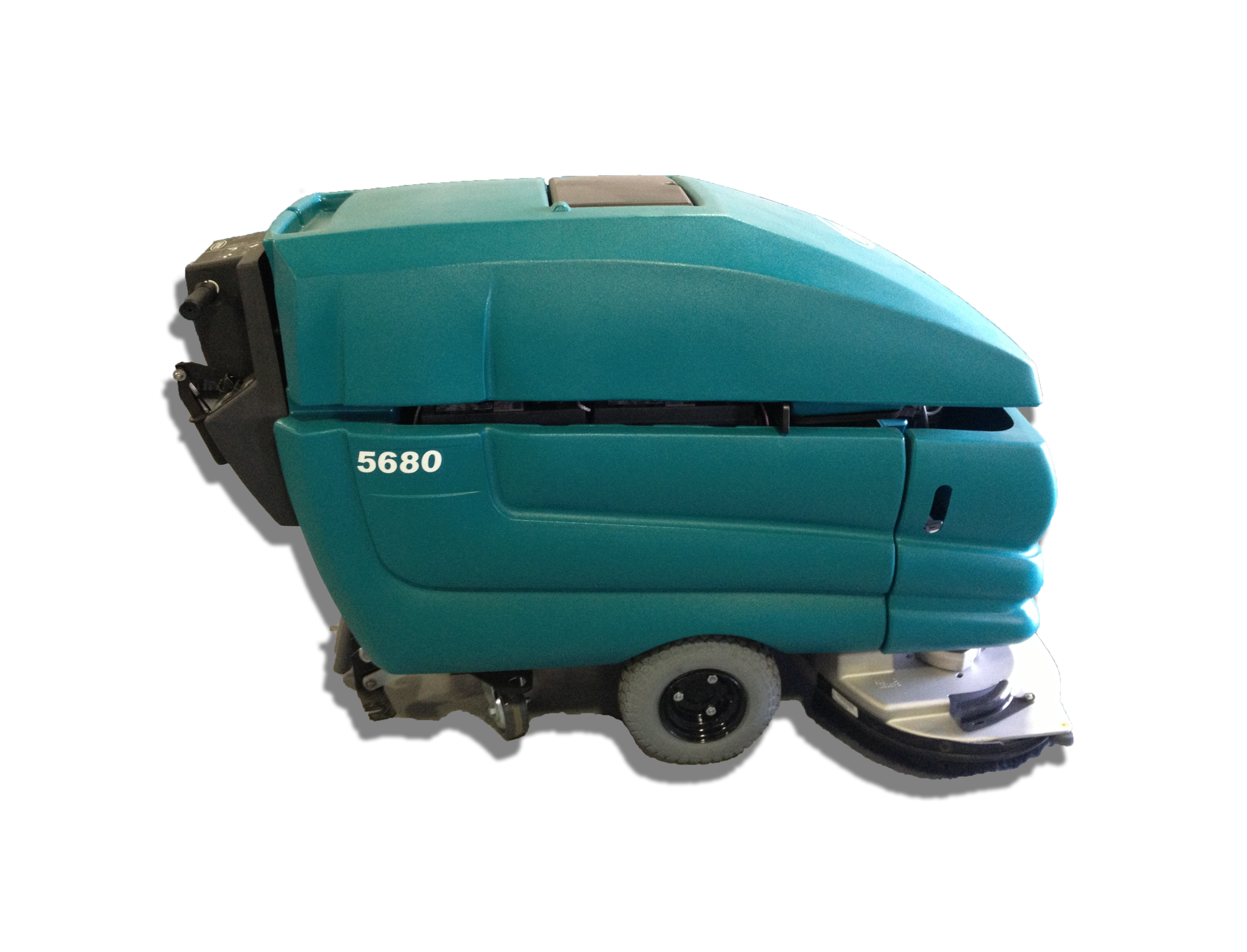 Tennant 5680 walk behind floor scrubber kwik fix depot ltd for Floor scrubber