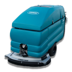 push behind floor sweeper
