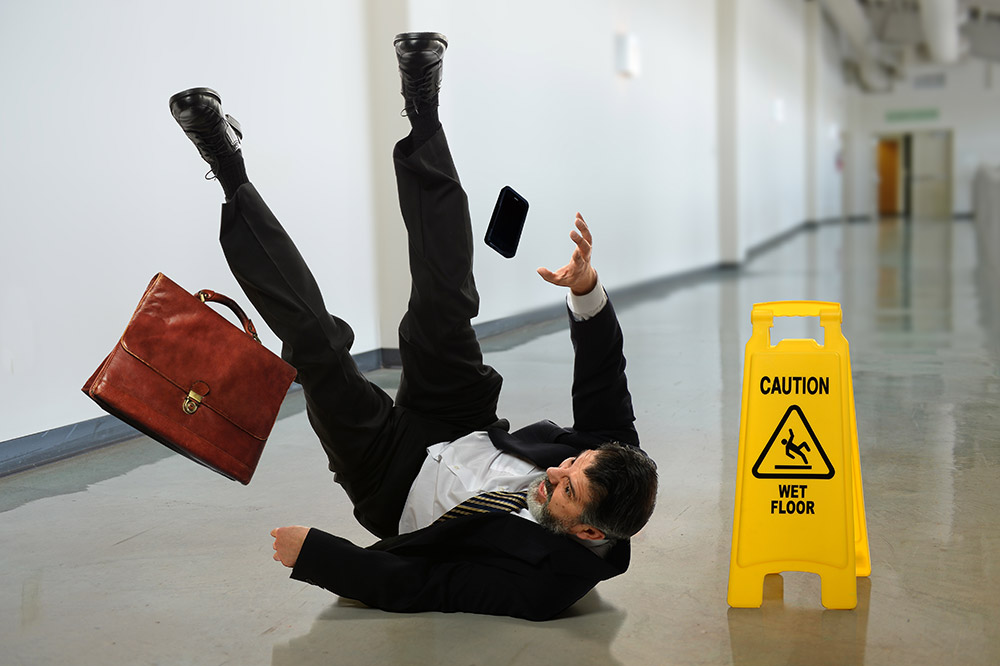 Floor Cleaning Safety Tips