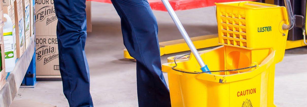KwikFix Industrial Floor Cleaning