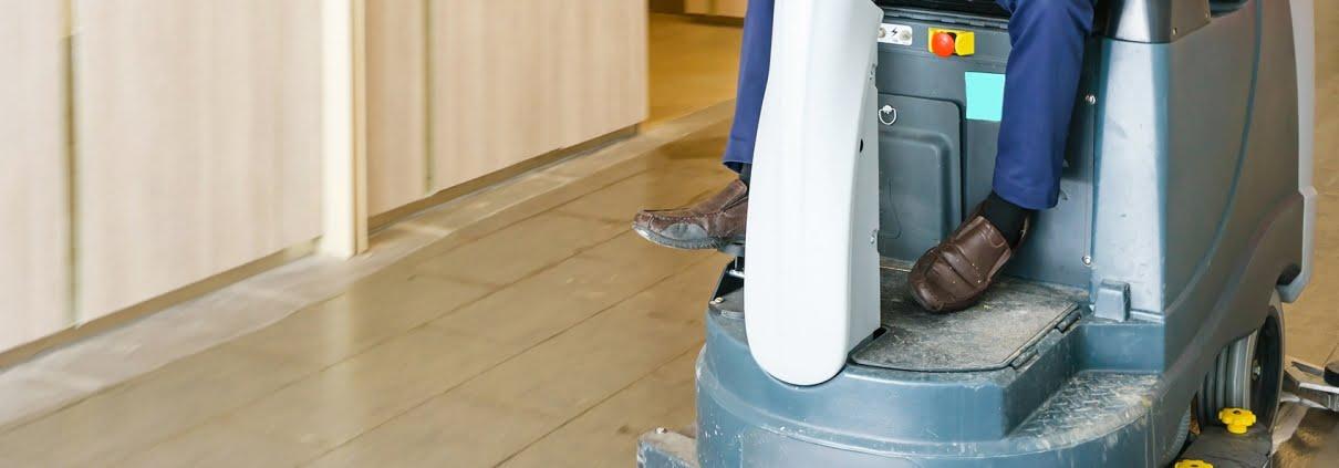 KwikFix Depot Commercial Floor Scrubber Buying Guide