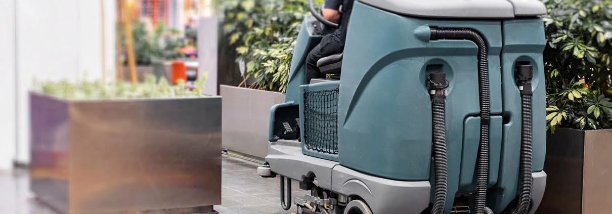 Kwik Fix Depot commercial floor scrubbers & sweepers GTA