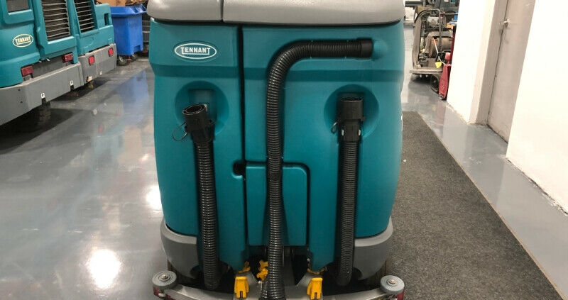 An Industrial Floor Scrubber – Can You Afford NOT to Rent One?