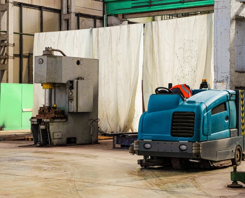 KwikFix Depot How to Get the Best Used Industrial Floor Scrubber or Sweeper for Your Business